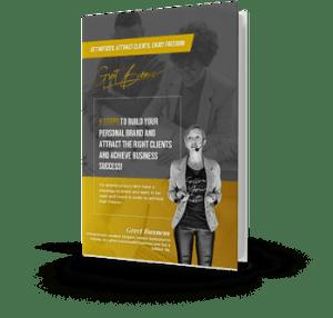 Personal Branding ebook Greet Bunnens cover